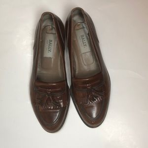 BALLY WITH TASSELS